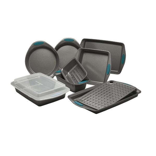 10-Piece Non-Stick Bakeware Set by Rachael Ray
