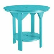 Patricia Bar Table by Rosecliff Heights