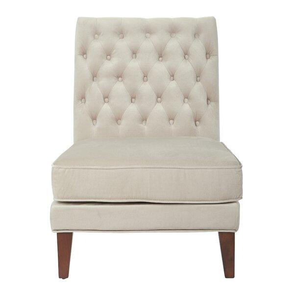 Mara Slipper Chair By Charlton Home