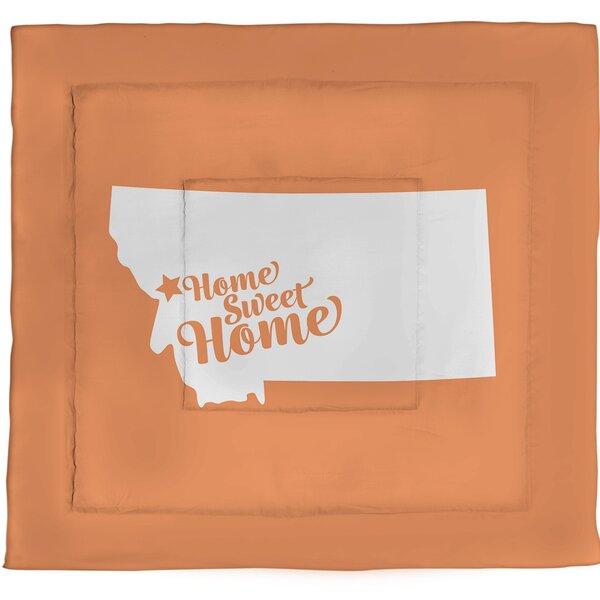 Missoula Home Sweet Single Reversible Comforter