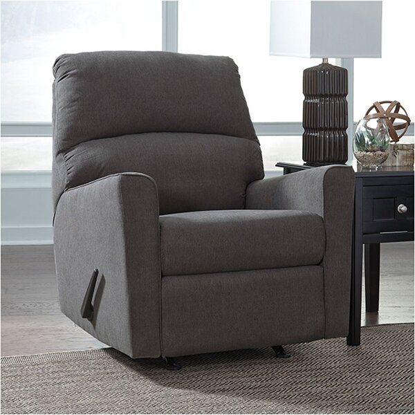 Mcglade Manual Rocker Recliner by Red Barrel Studio