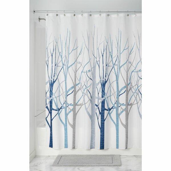 Forest Shower Curtain by InterDesign