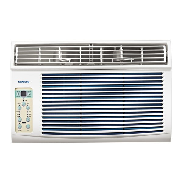 6,000 BTU Window Air Conditioner with Remote by Kool King