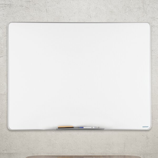 Aluminum Framed Wall Mounted Whiteboard by Martack Specialties Ltd