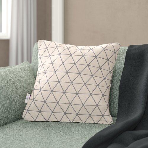 Kissenhülle T-Triangle Tom Tailor Größe: 50 x 50 cm| Farbe: Grau | Heimtextilien > Bettwäsche und Laken | Tom Tailor