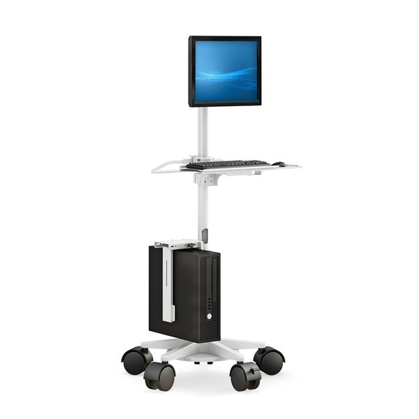 Computer Cart by Best Mounting