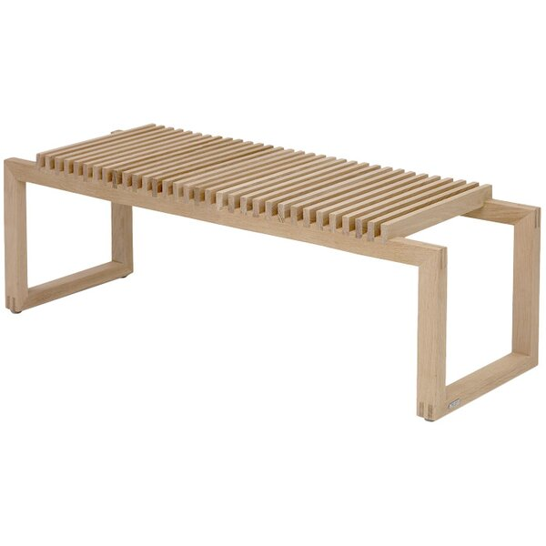 Cutter Bench by Skagerak Denmark