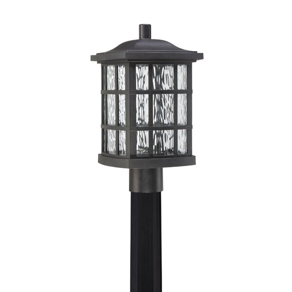 Lockett Outdoor 1-Light LED Lantern Head by Brayden Studio