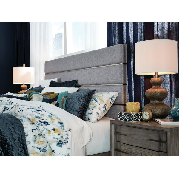 Eichhorn Upholstered Panel Headboard by Brayden Studio