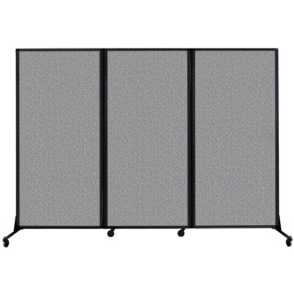 Afford-a-Wall Folding Portable Partition by Versare