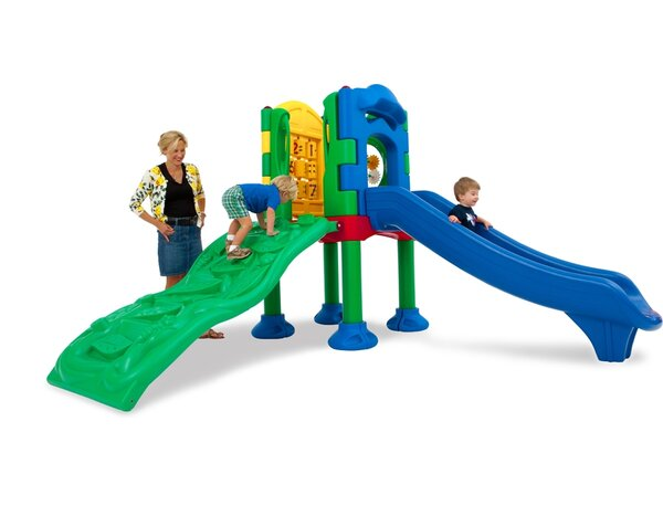 Discovery Center 1 Deck Play Structure by Ultra Play