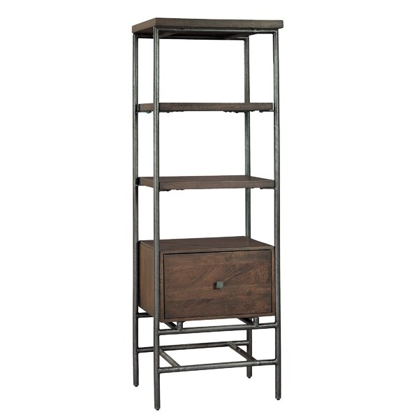 Floating Etagere Bookcase By Hekman