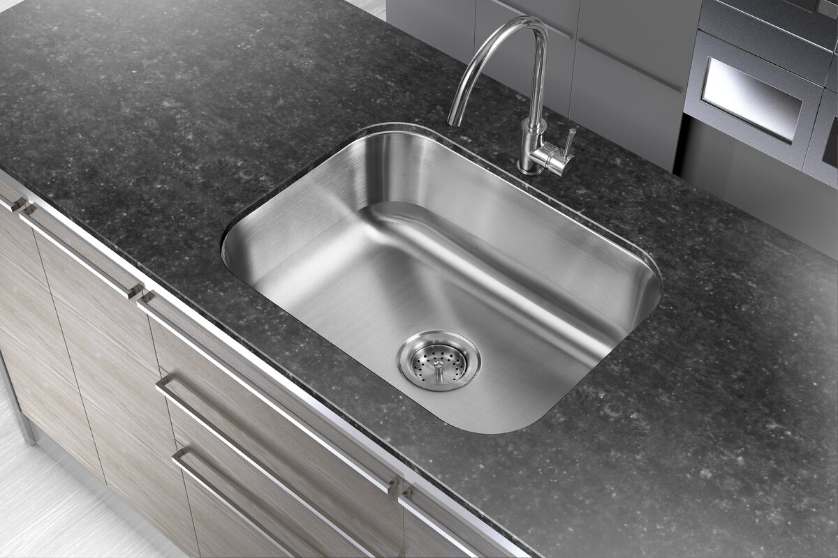 Winpro 2338 x 1775 single basin undermount kitchen sink 2338 x 1775 single basin undermount kitchen sink workwithnaturefo