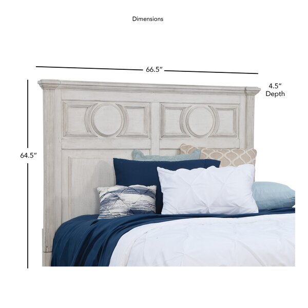 Shavonne Panel Headboard by Highland Dunes