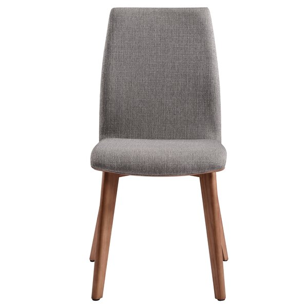 Cannock Mid-Century Upholstered Dining Chair (Set of 2) by Corrigan Studio