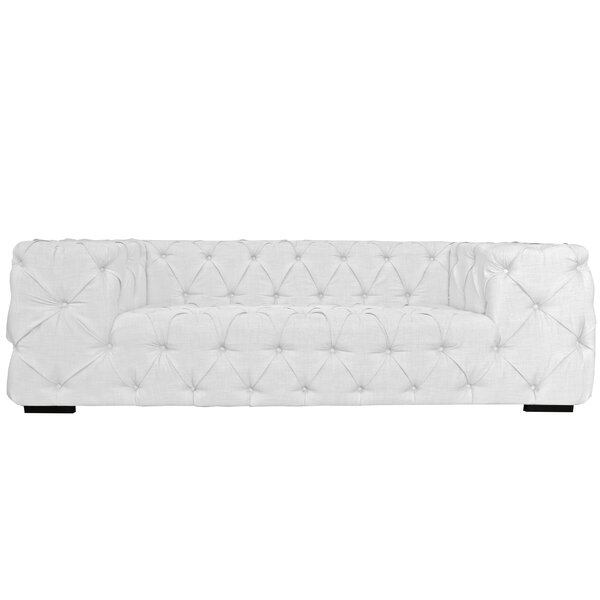 Ahura Chesterfield Sofa By Orren Ellis