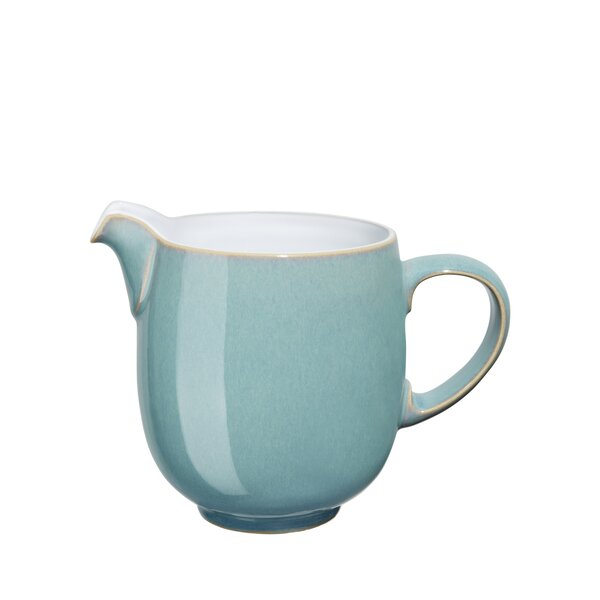 Azure 1.25 Pint Large Sauce Jug by Denby