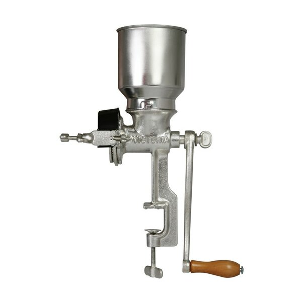 Grain Grinder with Clamp by Victoria