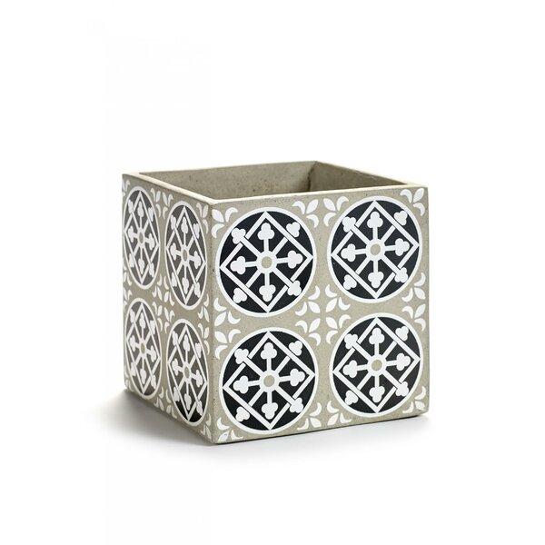 Trull Tile Ceramic Planter Box by Winston Porter