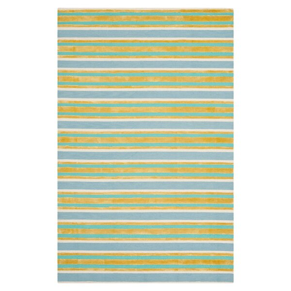Striped Area Rug by Isaac Mizrahi