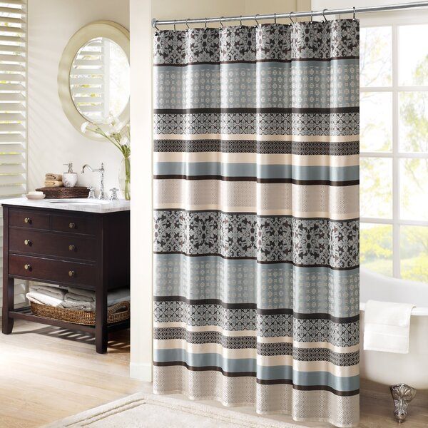 Lakemore Shower Curtain by Red Barrel Studio