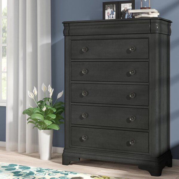 Zahir 6 Drawer Chest by Alcott Hill