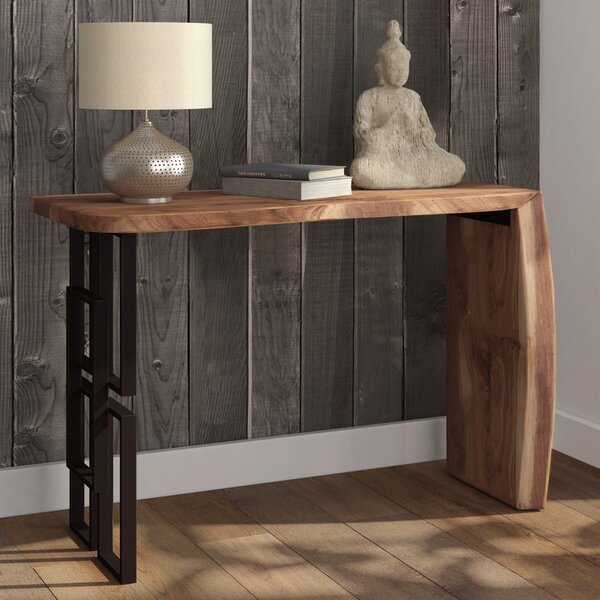 Achouhada Console Table by World Menagerie