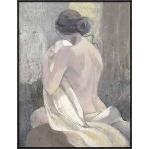 'after the Bath II' Print on Canvas by East Urban Home