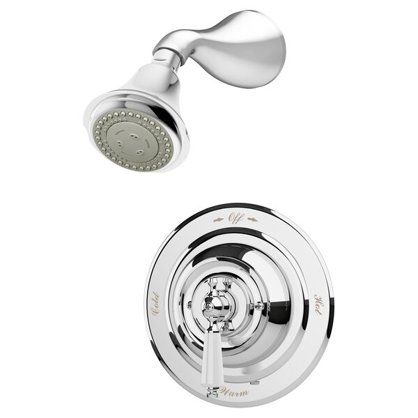 Carrington Complete Shower System By Symmons