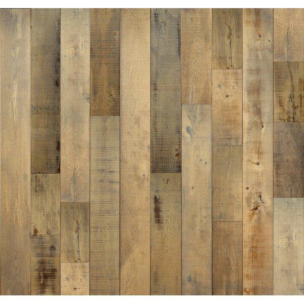Timber Lodge 7-1/2 Engineered Oak Hardwood Flooring in Bigelow by Forest Valley Flooring