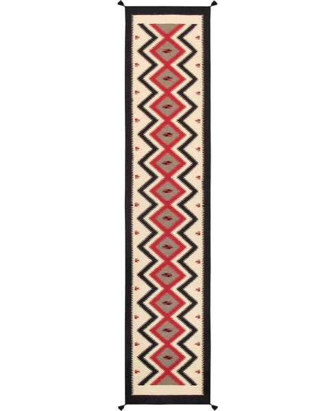 One-of-a-Kind Kilim Handmade Wool Natural Area Rug by Pasargad