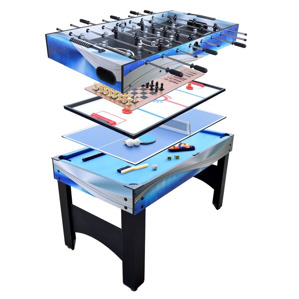 Matrix 7-in-1 Multi-Game Table by Hathaway Games