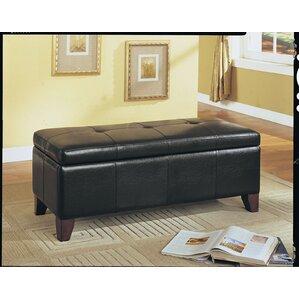 Teton Upholstered Storage Bench by ACME Furniture