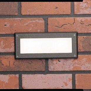 Affordable 2-Light Deck Light By Kichler