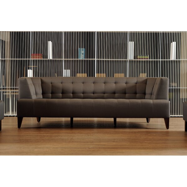 Hyde Triple Sofa by Brayden Studio