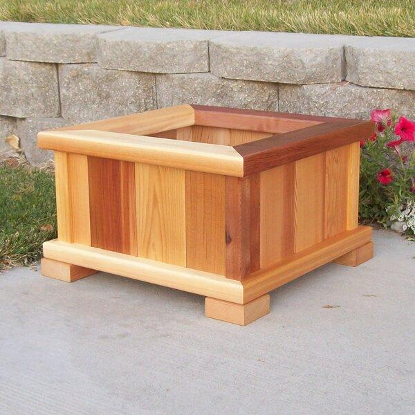 Cedar Planter Box by Wood Country