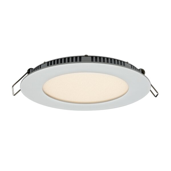Panel Color Changing Round 4 Open Recessed Trim by DALS Lighting
