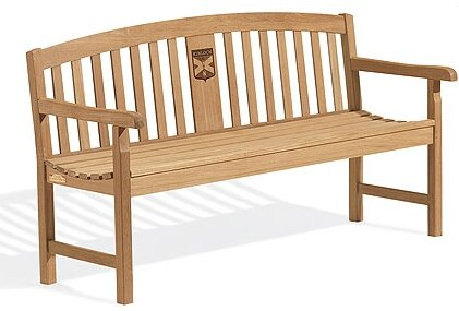 Pelican Way Wood Garden Bench by Canora Grey
