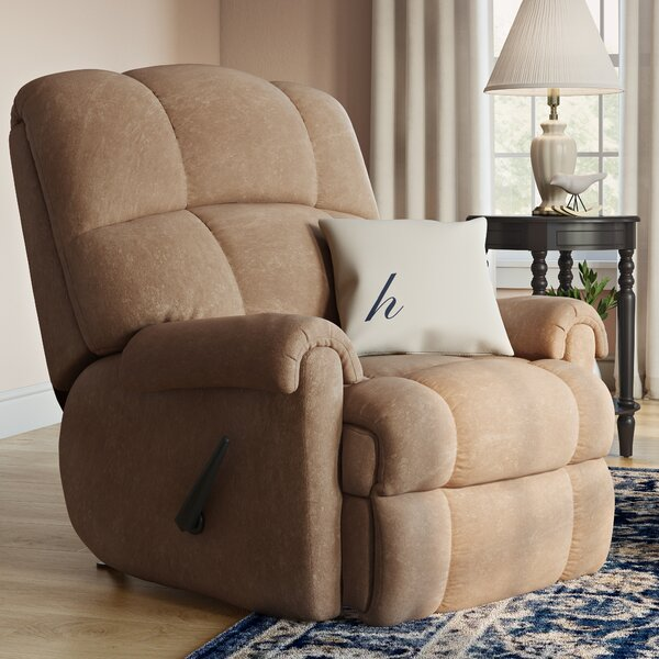 Leblanc Manual Rocker Recliner by Charlton Home