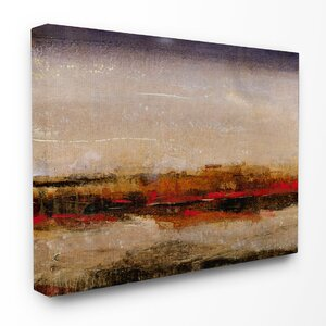 Line of Descent Canvas Wall Art by Stupell Industries