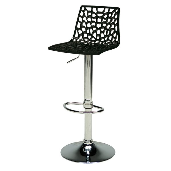Adjustable Height Swivel Bar Stool by Grandsoleil