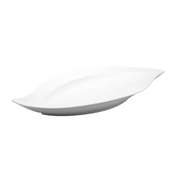Fare Wave Platter (Set of 2) by Red Vanilla