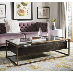 Reviews Hecate Coffee Table ByBrayden Studio