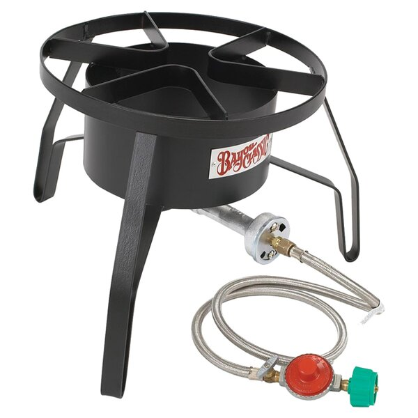 High Pressure Propane Burner by Bayou Classic