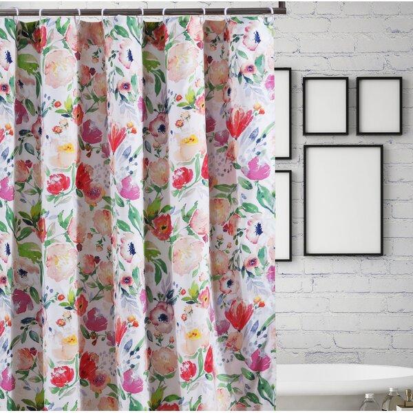 Ludington Shower Curtain By Winston Porter.