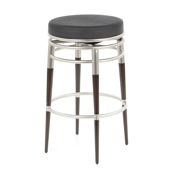 Lossett 30 Swivel Bar Stool by Brayden Studio