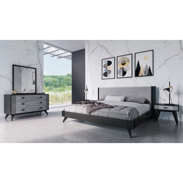 Donham Panel 5 Piece Bedroom Set by Ivy Bronx