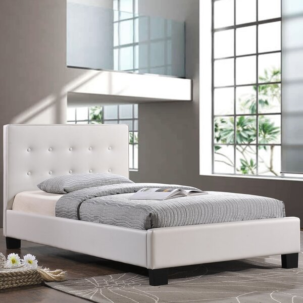 Caitlin Upholstered Platform Bed by Modway