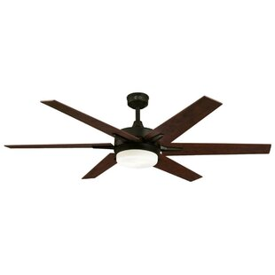 60 Cayuga 6 Blade Ceiling Fan with Remote By Westinghouse Lighting