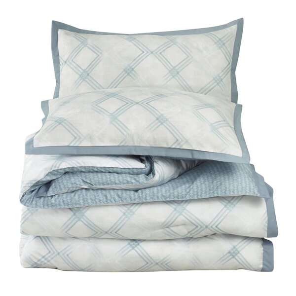 Granat 6 Piece Reversible Comforter Set by Highland Dunes
